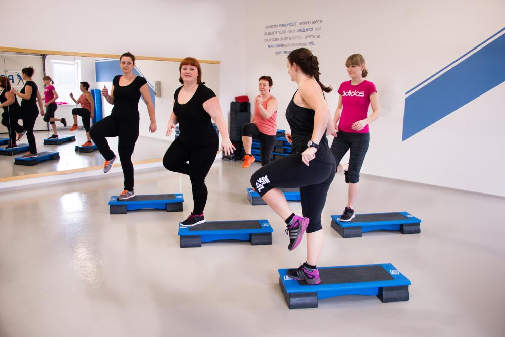 Step aerobika_Razgibaj se programi vadbe